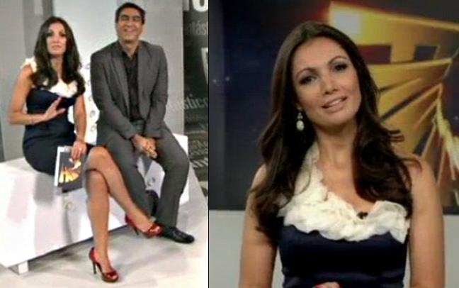 a6957b9ea Look de Tereza Cristina lidera a lista de mais pedidos da Globo