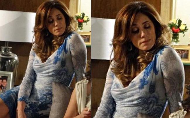 f70985820e0f51 Look de Tereza Cristina lidera a lista de mais pedidos da Globo ...